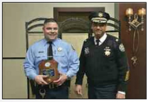 Philadelphia County Deputy Sheriff Anthony Tabita received